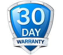 we give you a 30 day warranty on all Computer Repair work we do for you!