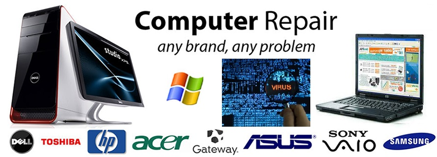 you can trust our certified, friendly computer repair and laptop repair technicians!